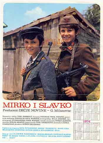Mirko i Slavko movie