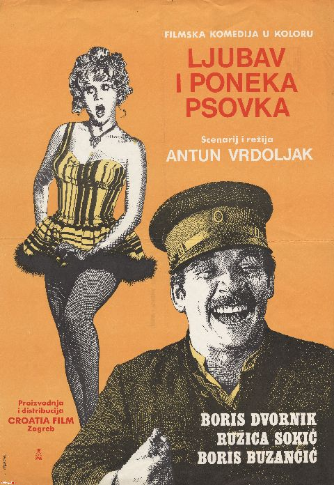 Ljubav i poneka psovka movie