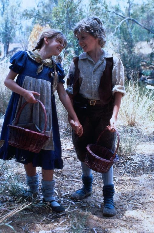 Hansel and Gretel (1987) :: starring: Nicola Stapleton ...