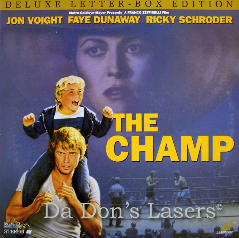 the champ 1979 starring ricky schroder kristoff st