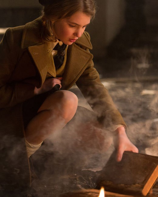 the life of ilsa in marcus zusaks the book thief