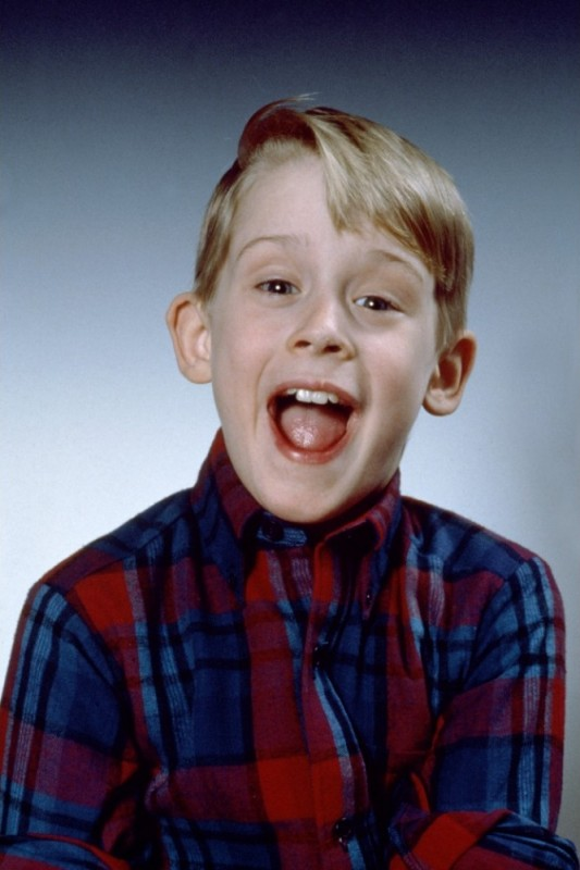 Year Calendar Usa : Home alone  starring macaulay culkin kieran