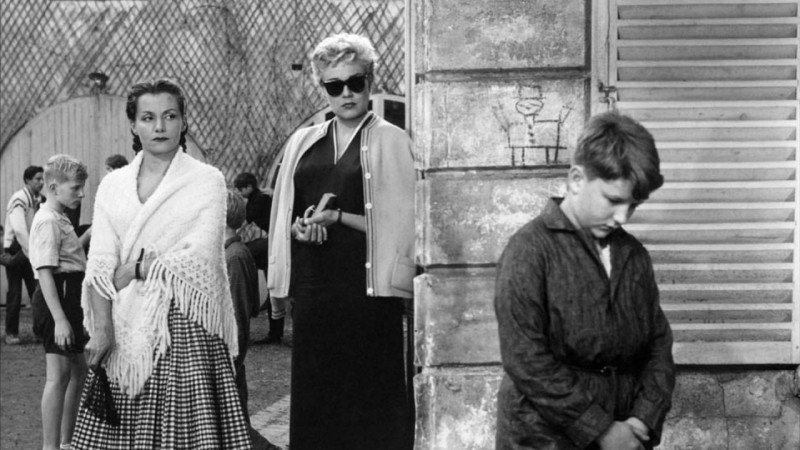 Les Diaboliques 1955 Starring Georges Poujouly